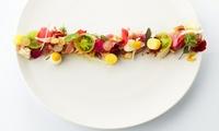 Menu gastronomique en 3 services du Chef pour 2, 3 ou 4 personnes dès 44,99 € au restaurant Den Orchidée