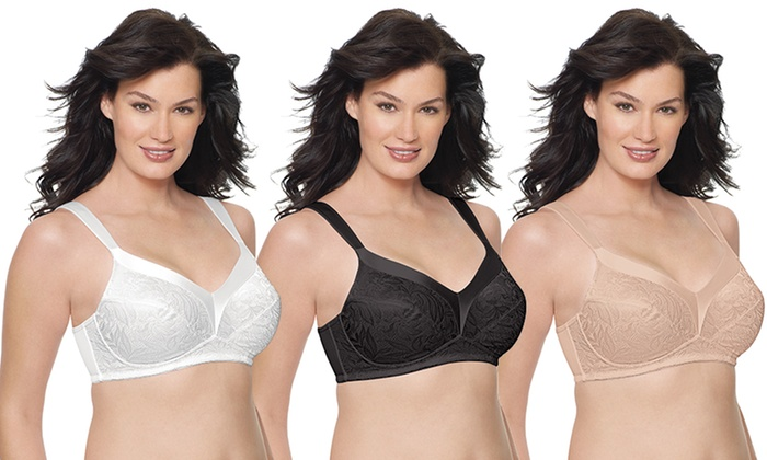 Playtex 18 Hour Gel Comfort Strap Bras: $26.99 for Two Playtex 18 Hour Gel Comfort Strap Bras ($64 List Price). Multiple Colors Available. Free Shipping.