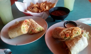 Casa Layla: $12 for Two Groupons, Each Good for $10 Worth of Mexican Cuisine and Drinks at Casa Layla ($20 Value)