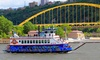 $12 for a Three Rivers Gateway Clipper Boat Cruise