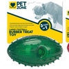 Pet Zone Rubber Treat Dispensing Football Dog Toy