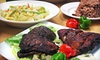 Real Jamaican Jerk An'Ting Restaurant - Southwestern Perth Amboy: Jamaican Fare at Real Jamaican Jerk An' Ting Restaurant in Franklin Township (Up to 55% Off). Two Options Available.