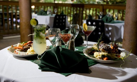 Latin Dinner Cuisine at La Paloma Riverwalk (Up to 42% Off). Two Options Available.