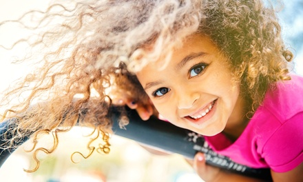 Kid's Hair Styling Packages at Dual Image (Up to 60% Off). Four Options Available.