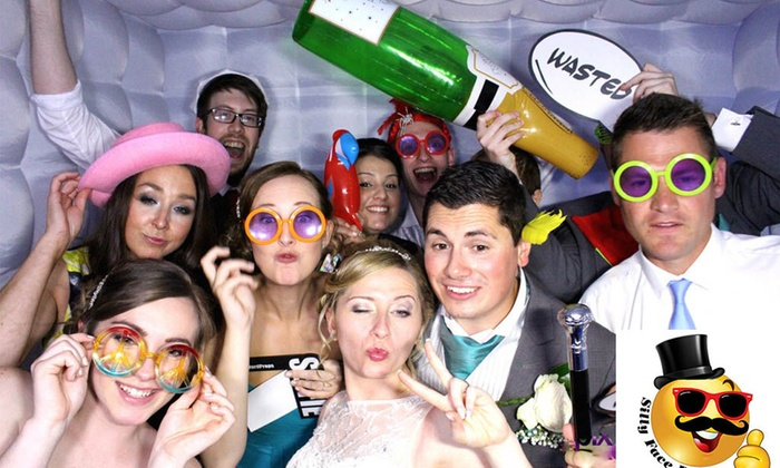 Silly Face Photo Booth - Piedmont Triad: $520 for $650 Worth of Photo-Booth Rental — Silly Face Photo Booths