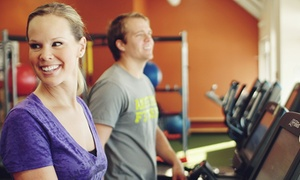 Anytime Fitness Forest Hill: One-Month Gym Membership with Unlimited Class Access for One or Two at Anytime Fitness (Up to 92% Off)