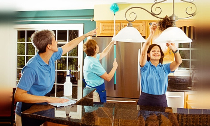 MaidPro - Sandy: Two, Three, or Four Man-Hours of Housecleaning from MaidPro (Up to Half Off)