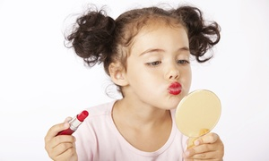Sweet and Sassy: Princess Makeover or Mini Manicure at Sweet and Sassy (Up to 46% Off)