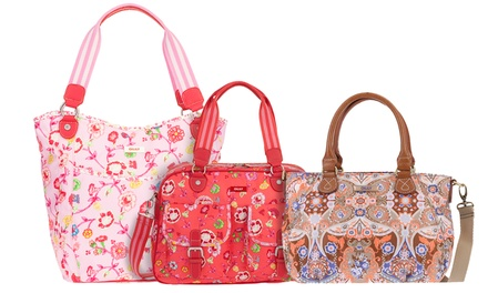Oilily Handbags from $49.99–$79.99