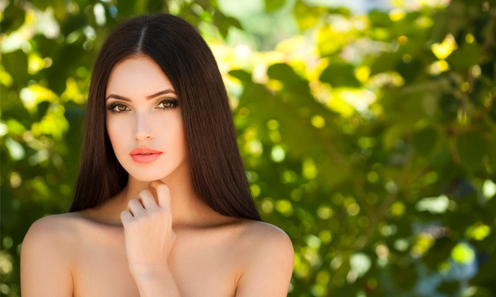 Expertise Beauty & Spa - Las Vegas: Women's Haircut Package with Optional Partial Highlights or Full Color at Expertise Beauty & Spa (Up to 65% Off)
