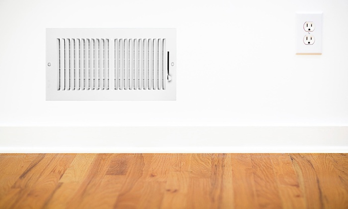 Duct n Dryer - Wilmington-Newark: Air-Duct Cleaning with Optional Dryer-Vent Cleaning from Duct n Dryer (Up to 87% Off)