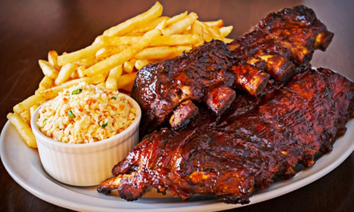 Burnt End BBQ - Bradford Pointe Apartments: $7 for $15 Worth of Barbecue at Burnt End BBQ
