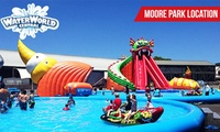 $17.50 for Two-Hour Unlimited Rides Pass at Waterworld Central (Up to $25 Value)