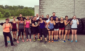 CrossFit Everlasting: Up to 75% Off One Month CrossFit Memberships at CrossFit Everlasting