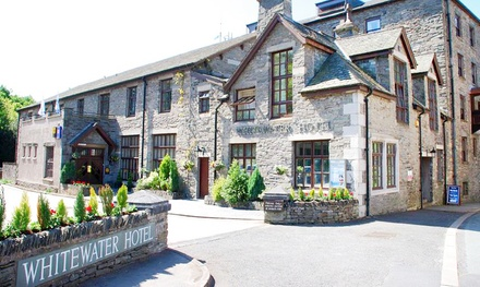 Lake District: 1 or 2 Nights for Two with Breakfast and Dinner at the Whitewater Hotel, Spa & Leisure Club