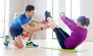 Almighty Personal Training Studio: Two or Four Personal-Training Sessions at Almighty Personal Training Studio(Up to 64% Off)