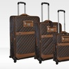Adrienne Vittadini 4-Piece Quilted Luggage Set