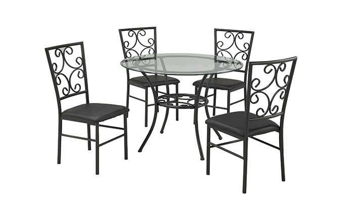 Brassex Camden Kitchen Chairs