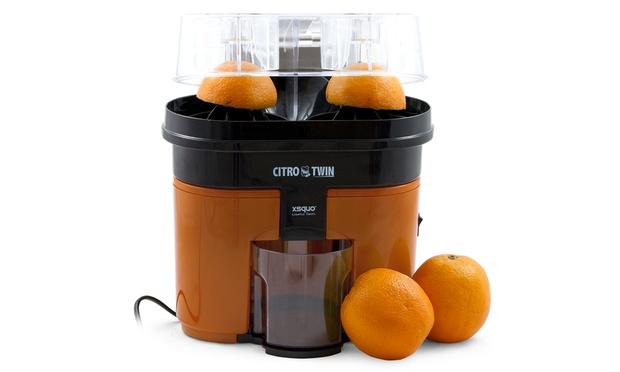 Double presse agrumes citro Twin à 34,90€ (56% de réduction)