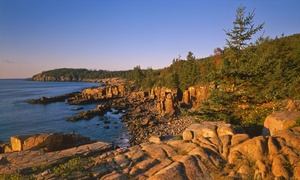 Brush Hill Tours: Bus Tour of New England's Coast or Salem for One or Two from Brush Hill Tours (Up to 44% Off)