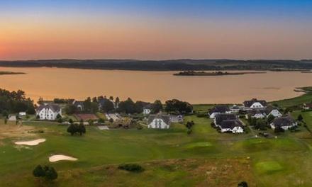 Usedom: 3 bis 6 Tage für Zwei inkl. Frühstück, Wellness und Greenfee im Balmer See-Hotel·Golf·Spa