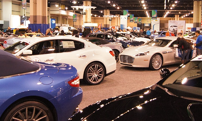 Carolina ADA - Charlotte Convention Center: $12 for Charlotte international Auto Show Admission for Two from Carolina ADA ($20 Value)