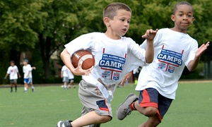 Atlanta NFL Alumni Hero Youth Football Camps: Atlanta-NFL Alumni Hero Non-Contact Youth Football Camps for Ages 6-14. Four Locations Available.