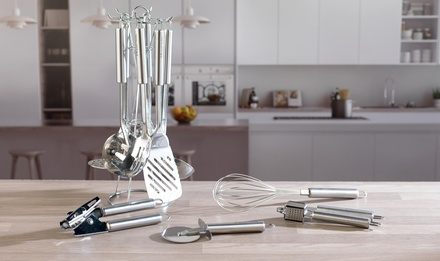 Russell Hobbs Four or SixPiece Kitchen Utensils Set