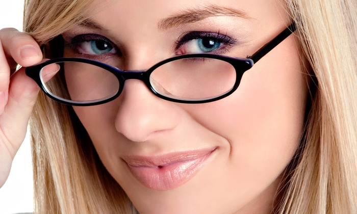 Perfect Eyes Optique - Upper West Side: Complete Pair of Glasses with Optional Eye Exam at Perfect Eyes Optique (Up to 87% Off)