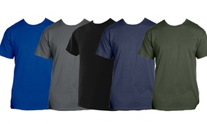 Fruit of the Loom Men's Crewneck T-shirts (10-Pack)