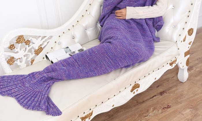 City Beach Mermaid Blanket Orlando Family Scene Have You
