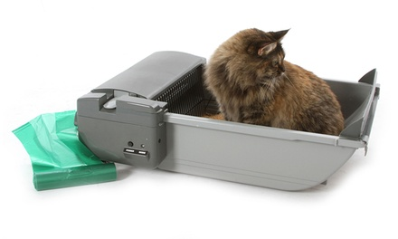 SmartScoop Automatic Cat Litter Box