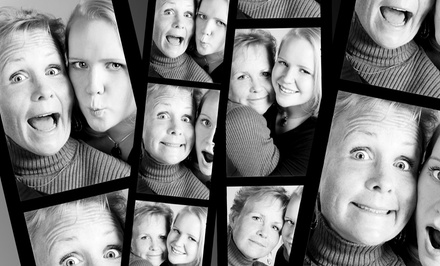 $330 for $600 Worth of Photo-Booth Rental — The Photo Booth Company Lincoln NE