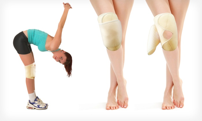 Flexible Magnetic Infrared Knee Support: Flexible Magnetic Infrared Knee Support