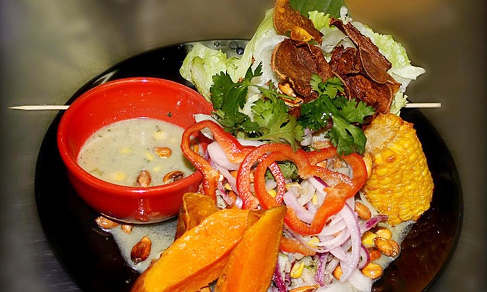 El Ceviche De Waldito - El Ceviche De Waldito : Peruvian Cuisine at El Ceviche De Waldito (50% Off). Three Options Available.