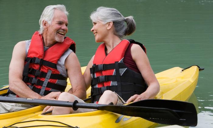 Amelia Island Adventures/Spirit Sanctuary Retreat - Northside: $147 for $300 Worth of Kayaking — Amelia Island Adventures
