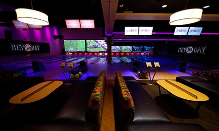Family Entertainment Package for Two or Four at HeyDay Entertainment (44% Off)