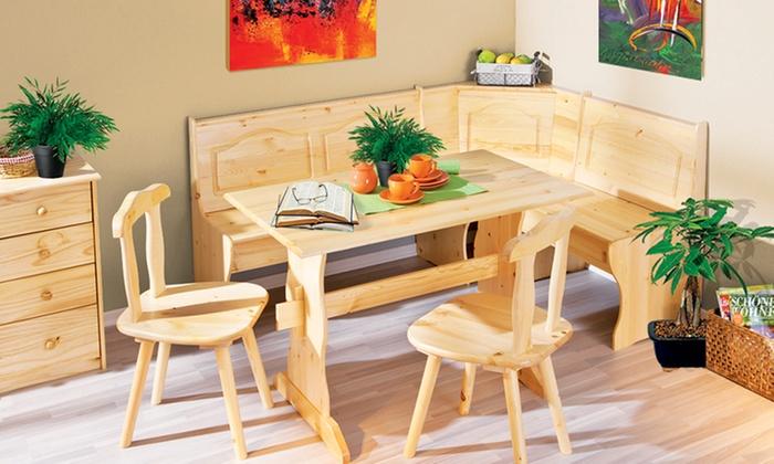 Set giropanca con tavolo e sedie groupon goods - Tavolo con sedie per cucina ...