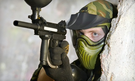Paintball Outing for 2  - BattlegroundZ in Attleboro
