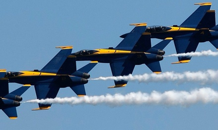 Seafair Weekend Boat and Air Show on August 4 or 5