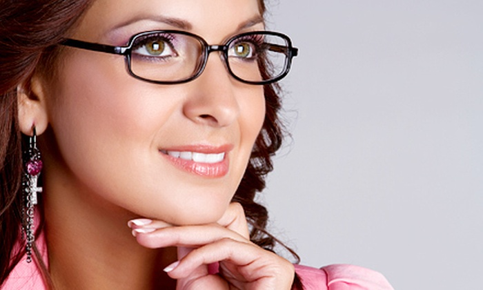 Diagnostic Eye Center - Houston: $49 for an Exam, LASIK Screening and Surgery Discount, and Half Off Eyewear at Diagnostic Eye Center (Up to $760 Value)