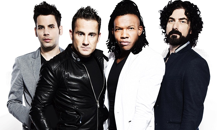 Newsboys - Knoxville Civic Auditorium: Newsboys on Sunday, December 13, at 7 p.m.