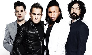 """Newsboys"": Newsboys on Saturday, December 12, at 6 p.m."