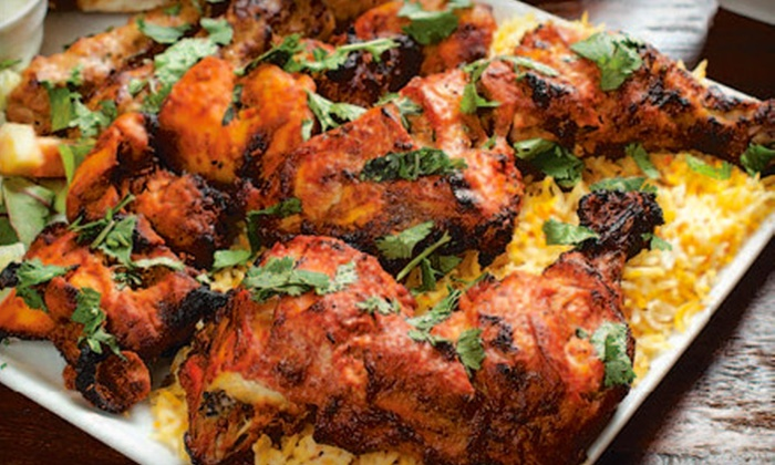 Tandoori Grill - Linworth Village: Pakistani Food and Catering at Tandoori Grill (Half Off). Three Options Available.