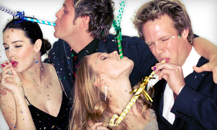 San Francisco Chic! New Year's Eve Extravaganza - Financial District: San Francisco Chic! New Year's Eve Extravaganza Party for One, Two, or Four at the Westin Hotel (Up to 60% Off)