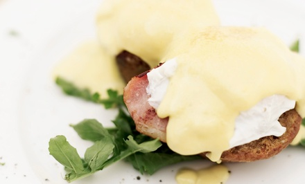 Sunday Brunch for Two or More at Butcher Block Grill (Up to 47% Off). Two Options Available.