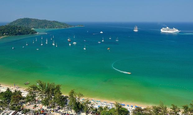 Royal Caribbean: Klang–PNG–Phuket 9