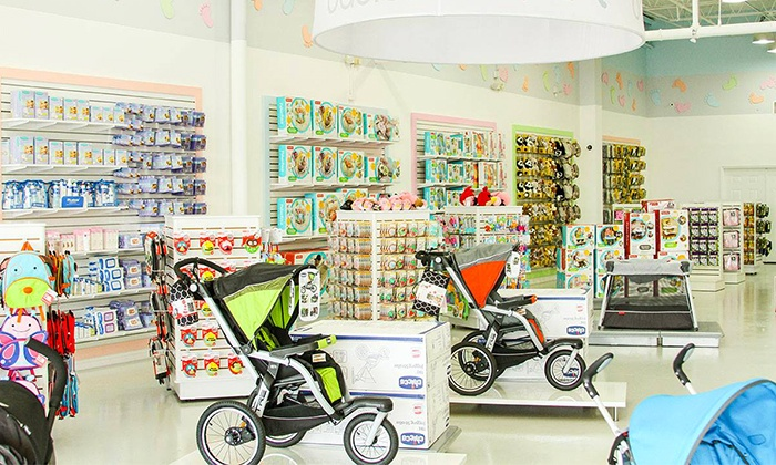 Universal Babies - Florida Center: $16 for $30 Worth of Baby Accessories at Universal Babies