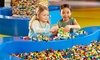 LEGOLAND Discovery Center - Buckhead: Ultimate Flexible Admission for One Child or One Adult at LEGOLAND Discovery Center (Up to 28% Off)