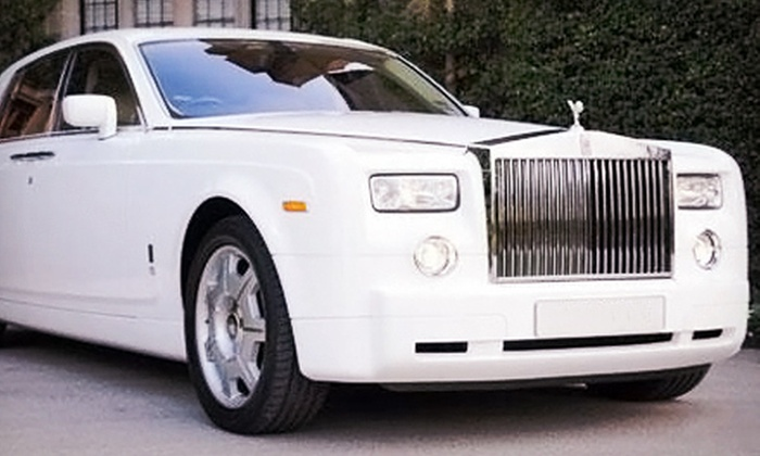 Vivre En Paix, Inc. - Miami: 4 Hours of Luxury Chauffeur Service for 2 or 4 with Wine and Dining Credit from Vivre En Paix, Inc. (Up to 60% Off)